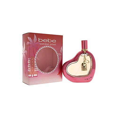 bebe - BEBE South Beach Jetset By Bebe For Women - 3.4 Oz Edp Spray 3.4 oz