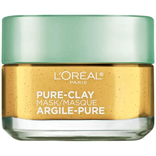 L'Oreal Paris - Pure-Clay Face Mask with Yuzu Lemon