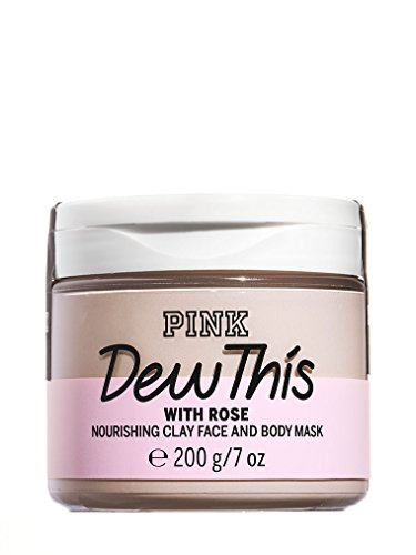 Victoria's Secret PINK Dew This Nourishing Clay Face & Body Mask