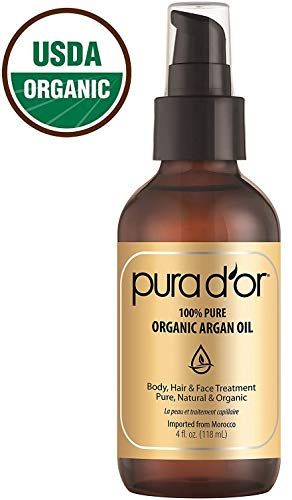 Pura D'or - Organic Moroccan Argan Oil