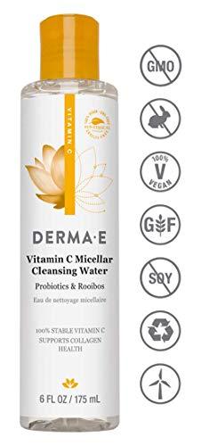 Derma-E - Vitamin C Micellar Cleansing Water