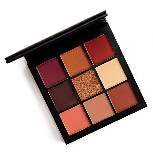 Huda Beauty - Obsessions Eyeshadow Palette, Warm Brown