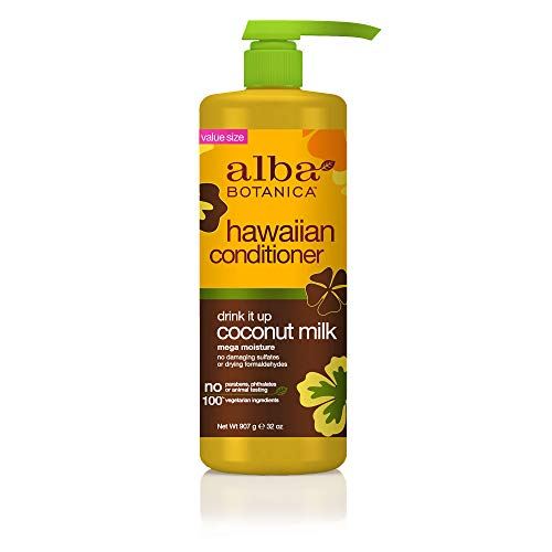 Alba Botanica - Drink It Up Coconut Milk Hawaiian Conditioner