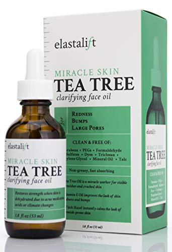 Elastalift - Tea Tree Oil for face with Witch Hazel
