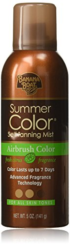 Banana Boat Summer Color Self Tanning Mist