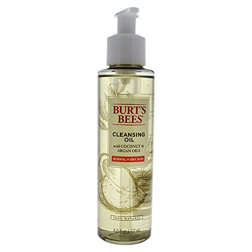 Burt's Bees - Cleansing Oil with Coconut & Argan Cleanser