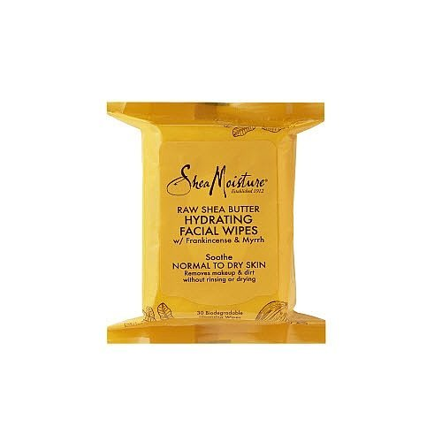 Shea Moisture - SheaMoisture Raw Shea Butter Hydrating Facial Wipes by Shea Moisture