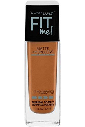Maybelline New York Fit Me Matte + Poreless Liquid Foundation