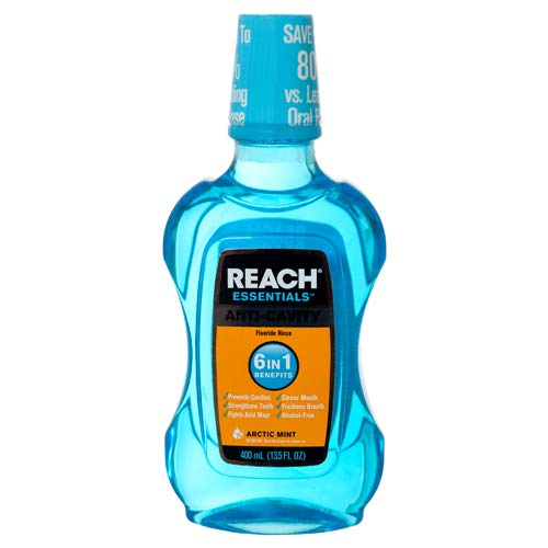 Reach - Wholesale Reach Mouthwash 13.5oz Anti-Cavity Mint