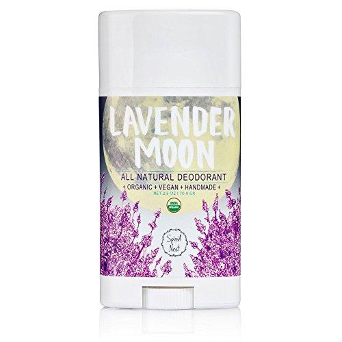 Spirit Nest Lavender Moon Organic Deodorant
