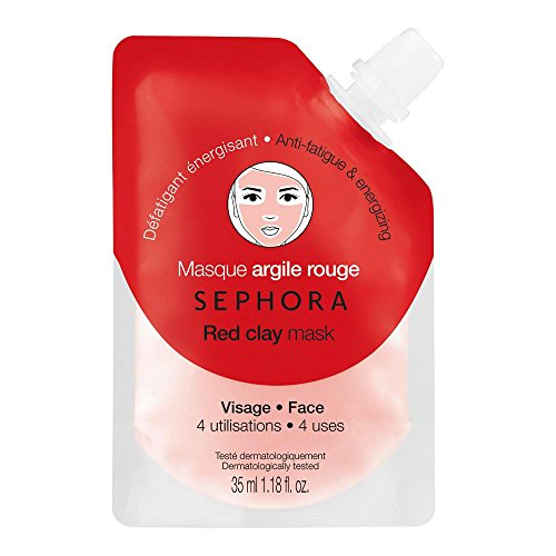 Sephora - Clay Mask, Red
