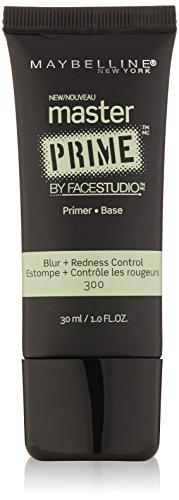 Maybelline New York - Master Prime Makeup, Blur Plus Redness Control