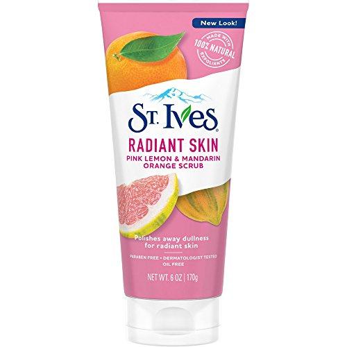 St. Ives - St. Ives Radiant Skin Pink Lemon and Mandarin Orange Face Scrub 6 oz (Pack of 10)