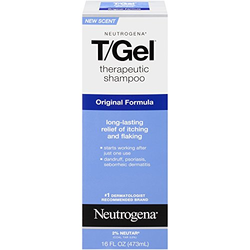 Neutrogena - T/Gel Therapeutic Shampoo, Anti-Dandruff Treatment