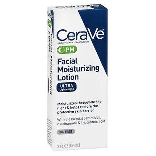 CeraVe - Facial Moisturizing Lotion PM Ultra Lightweight