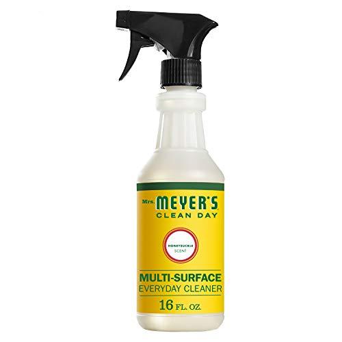 Mrs. Meyer's Clean Day - Mrs. Meyer's Multi-Surface Everyday Cleaner Honeysuckle 16 Fluid Ounce