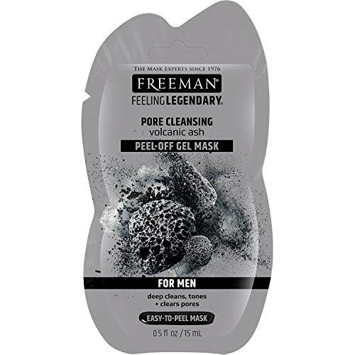 Freeman - Freeman Pore Clearing Peel-Off Mask with Volcanic Ash