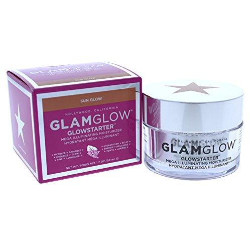 Glamglow Glamglow Glow Starter Mega Illuminating Moisturizer, Sun Glow, 1.7 Ounce