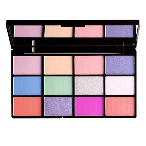 NYX - NYX PROFESSIONAL MAKEUP In Your Element Shadow Palette, Air
