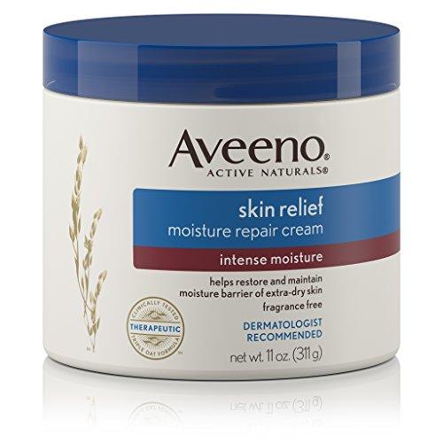 Aveeno - Skin Relief Intense Moisture Repair Cream with Triple Oat Complex