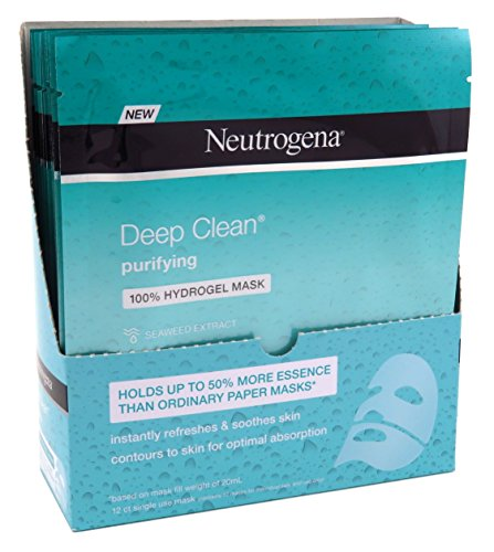 Neutrogena - Deep Clean Purify Hydrogel Mask