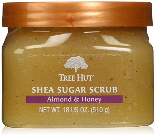Tree Hut - Tree Hut Sugar Body Scrub 18 Ounce Almond And Honey Shea (532ml)