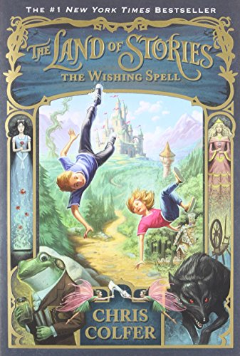 Little Brown Books for Young Readers - The Wishing Spell (The Land of Stories)