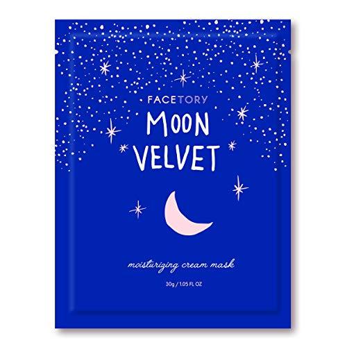 FACETORY - FaceTory Sheet Masks (Pack of 5) (Moon Velvet)