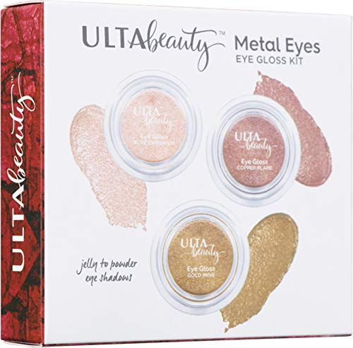 Ulta Beauty - Ulta Beauty Metal Eyes Eye Gloss Kit. 0.1 Oz.