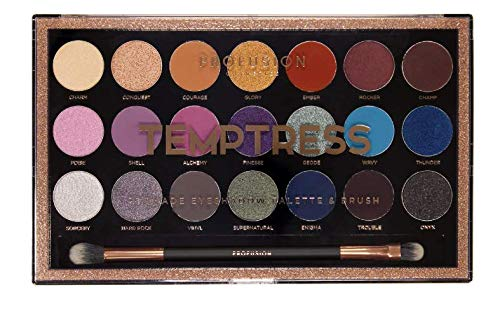 Profusion Cosmetics - Profusion Cosmetics 21 Shade Eyeshadow Palette ~ Temptress