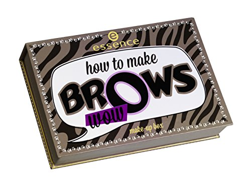 essence cosmetics - essence | How To Make Brows Wow Make-up Box