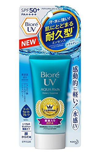 Bioré - UV Aquaric Water Wreath Essence Type