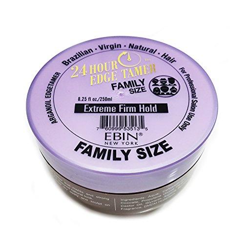 EBIN - Ebin 24 Hour Edge Tamer Extreme Firm Hold 8.25oz - Family Size
