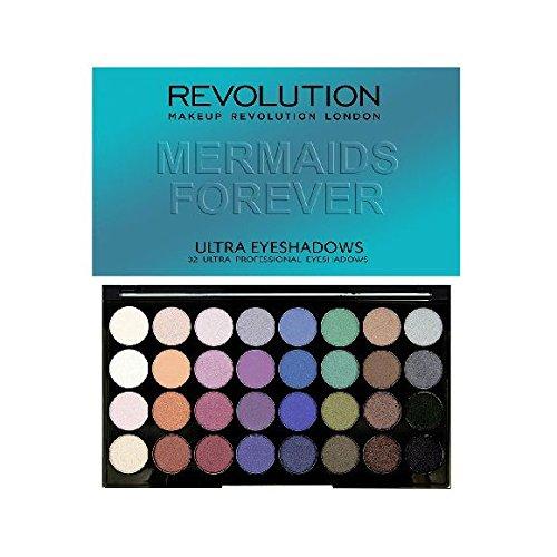 Makeup Revolution - Makeup Revolution London 32 Eyeshadow MERMAIDS FOREVER by Makeup Revolution