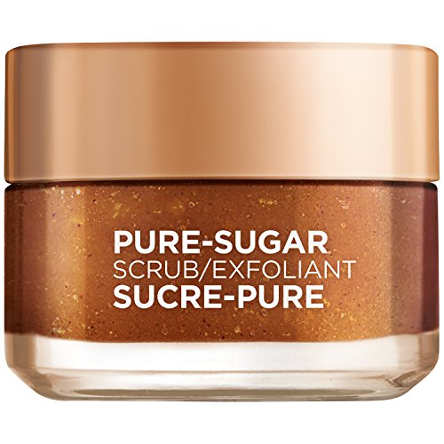 L'Oreal Paris Pure Sugar Face Scrub with Grapeseed