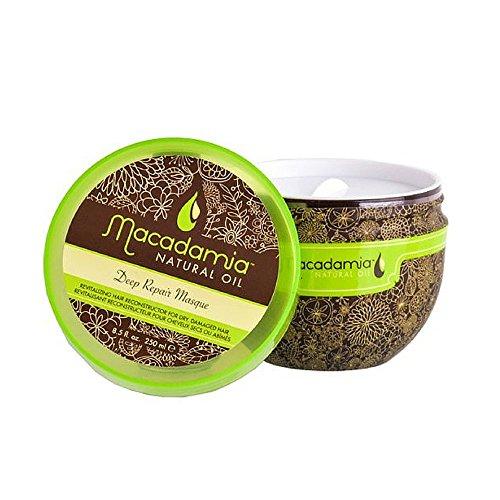 Macadamia Natural Oil - Macadamia Natural Oil Deep Repair Masque 8 oz