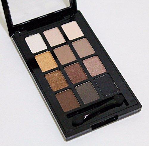 g&b - GLAM & BEAUTY Eye Shadow Palette GLAM NUDES