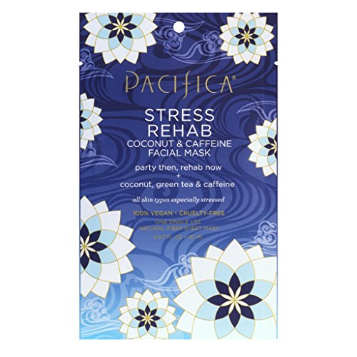 Pacifica - Stress Rehab Coconut & Caffeine Facial Mask