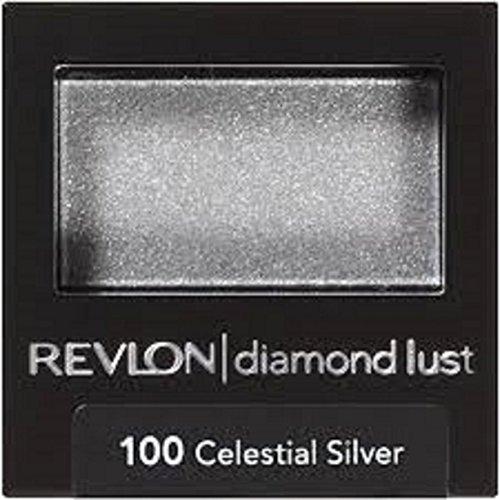 Revlon - Luxurious Color Diamond Luste Eye Shadow, Celestial Silver