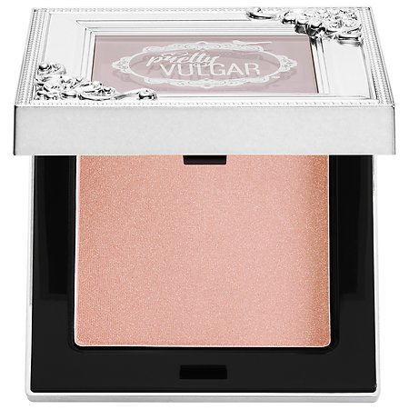 Pretty Vulgar - Shimmering Swan Highlighter, Glimmers of BS/Pink Champagne