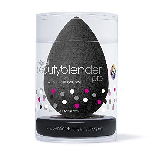 beautyblender - beautyblender pro with mini solid pro kit: Makeup Sponge + Pro Solid Blender Cleanser Kit