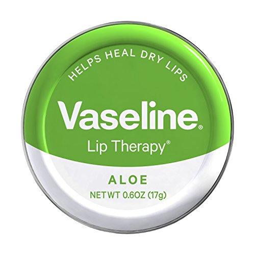 Vaseline - Lip Therapy Lip Balm Tin, Aloe Vera