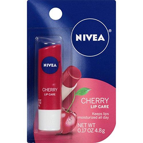 Nivea - Cherry Lip Care