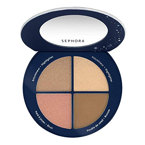 Sephora - The Enchanting Glow, Blush, Bronzer & Highlighter