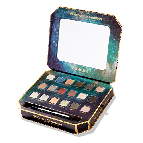 LORAC LORAC Pirates of The Caribbean Pro Eye Shadow Palette, 1 oz.