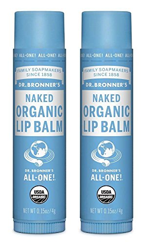 Dr  Bronner's Organic Lip Balm, Naked Reviews | Supergreat