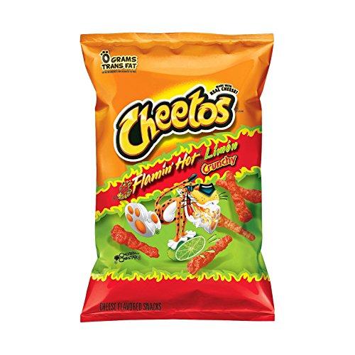 Cheetos - Cheetos Cheese Snacks, Flamin Hot Limon, 8.5 oz