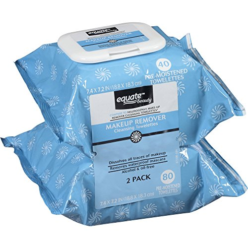 Equate - Makeup Remover Cleansing Towelettes