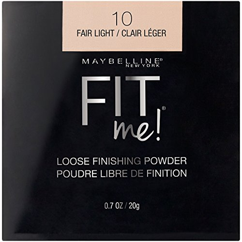 Maybelline New York Maybelline New York Fit Me Loose Finishing Powder, Fair Light, 0.7 Ounce
