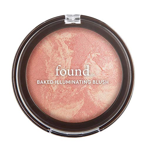Found - Baked Illuminating Blush With Rosehip Oil, Peach Glow